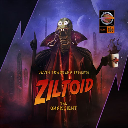 Ziltoid The Omniscient<br><small>May 2007</small>