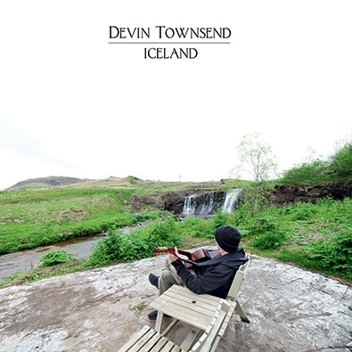 Devin Townsend Iceland Artwork